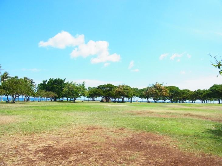 アラモアナ公園