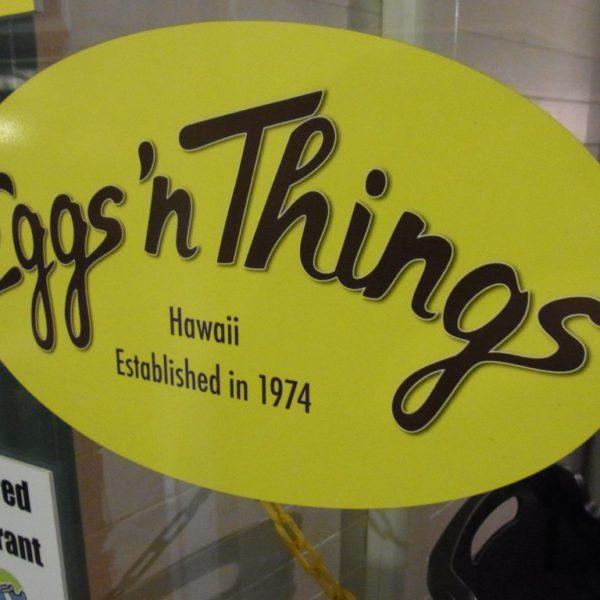 エッグスンシングスのサラトガは超混雑
