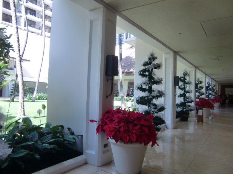 ハレクラニのクリスマス