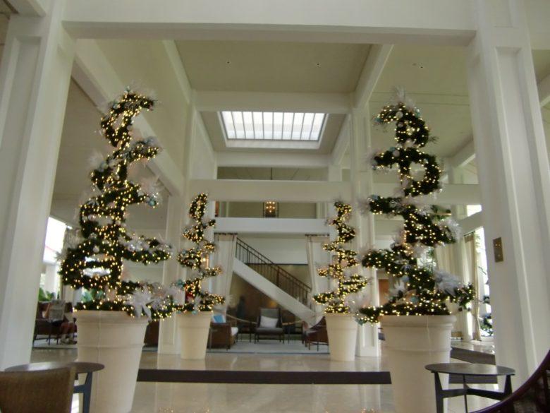 ハレクラニシンプルクリスマスツリー