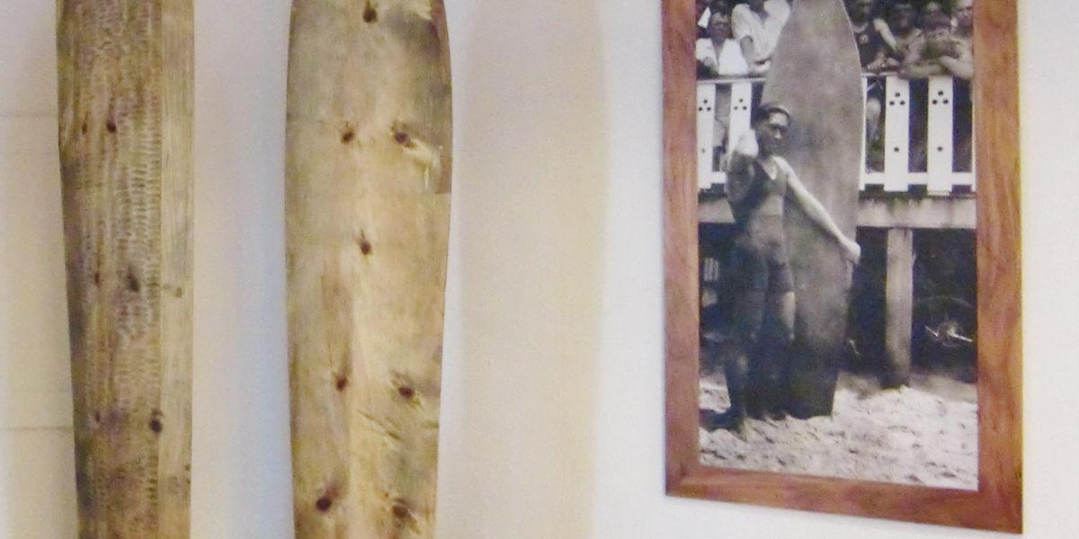 ハワイのデュークが愛したアライア