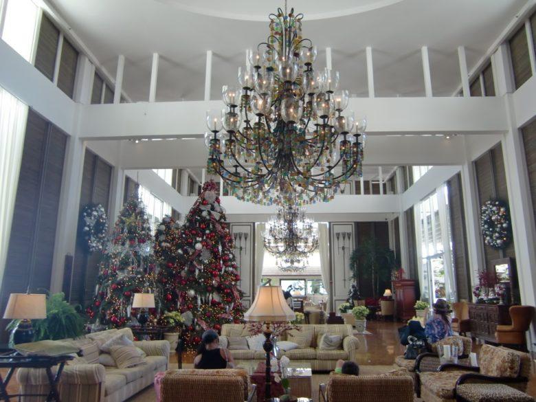 ハワイカハラクリスマスツリー