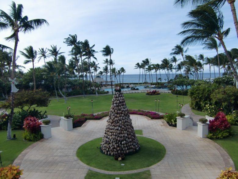 フェアモントオーキッドハワイの絶景