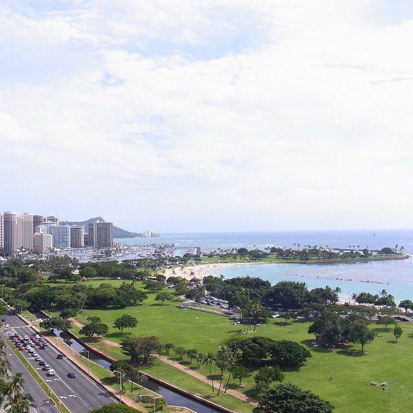ハワイの高級コンドミニアム、ホクアに潜入!