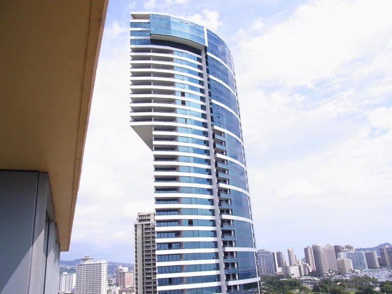 ホクアからナウルタワー
