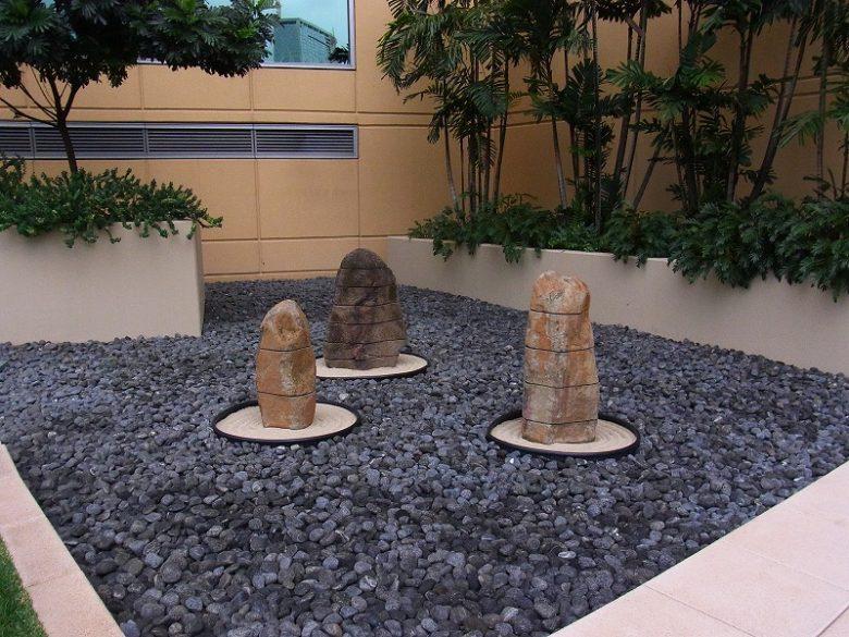 ホクアのデザイン造形物
