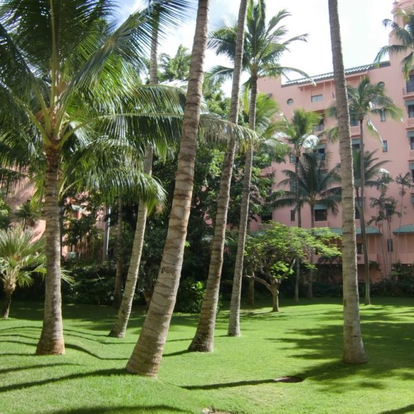 ロイヤルハワイアンホテルって昔はなんだったの?!