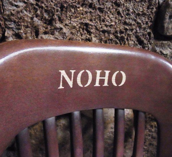 NOHOというハワイ語の意味は?